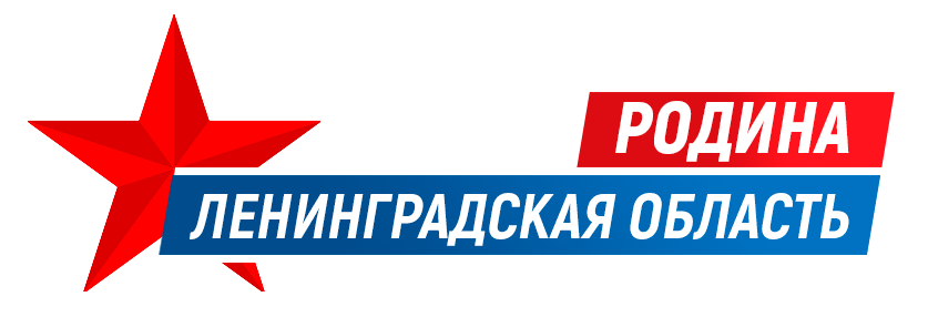 Партия Родина ленинградская область